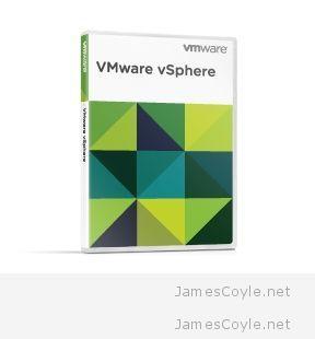 vSphere 5 Box Shot