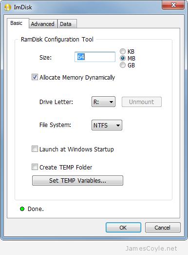 ImDisk-create-ram-disk