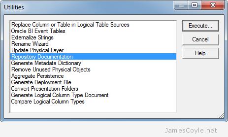 obiee-documentation