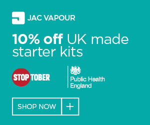 jac vapour advert
